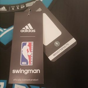 Adidas Kemba Walker Charlotte Hornets jerseys
